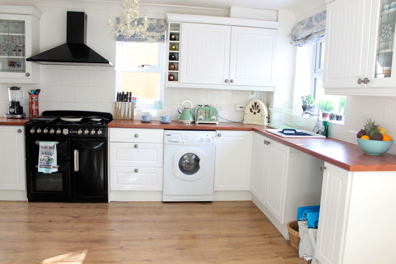 A Tour Of Our New Kitchen