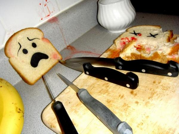 Funny Bread Picture