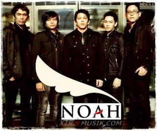 Kunci Gitar Noah - Separuh Aku