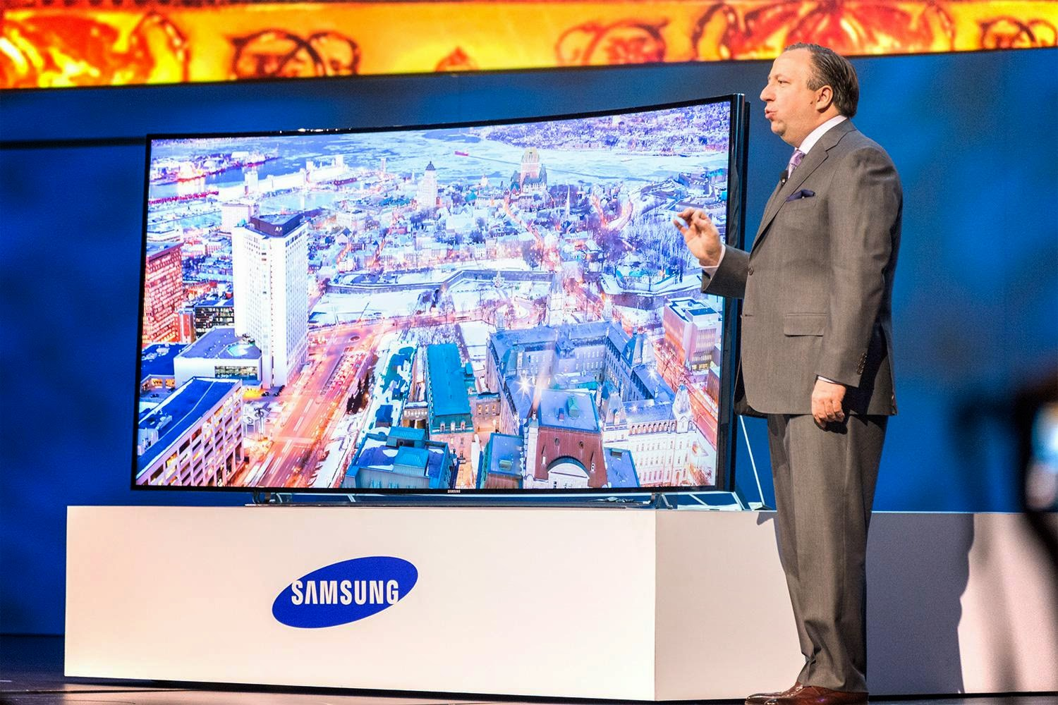 samsung curved uhd tv