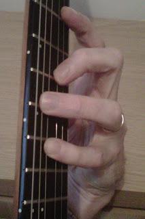 F major 13 guitar chord