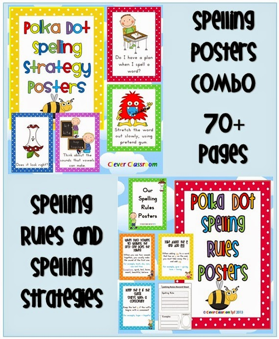 Spelling Rules and Spelling Strategies