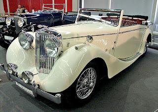 1939 jaguar car