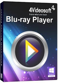 4Videosoft Blu-ray Player v6.1.80.40508 Portable