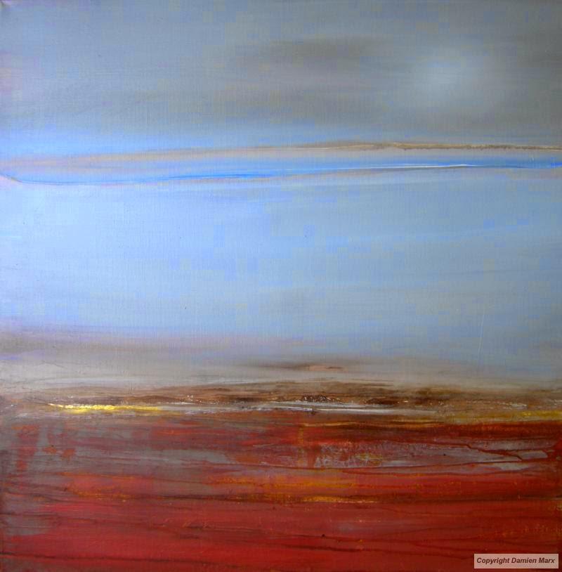 Le blog d 39 eliglenn damien marx - Paysage peinture facile ...