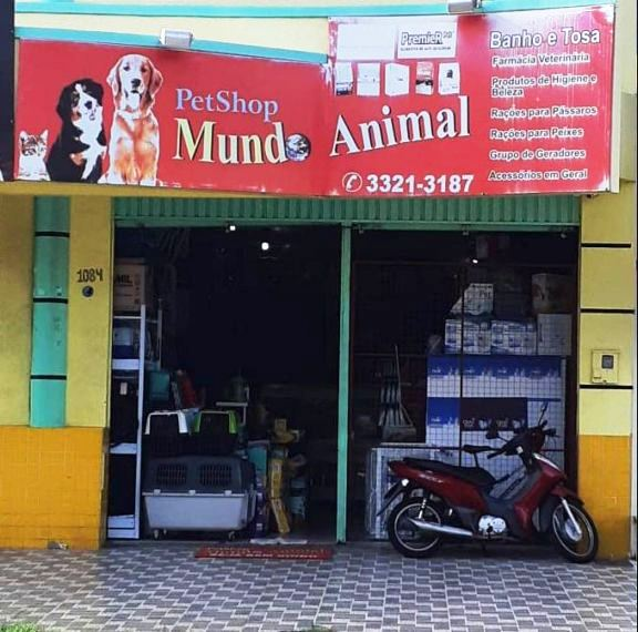 PET SHOP MUNDO ANIMAL