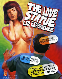 The Love Statue LSD Experience 1965