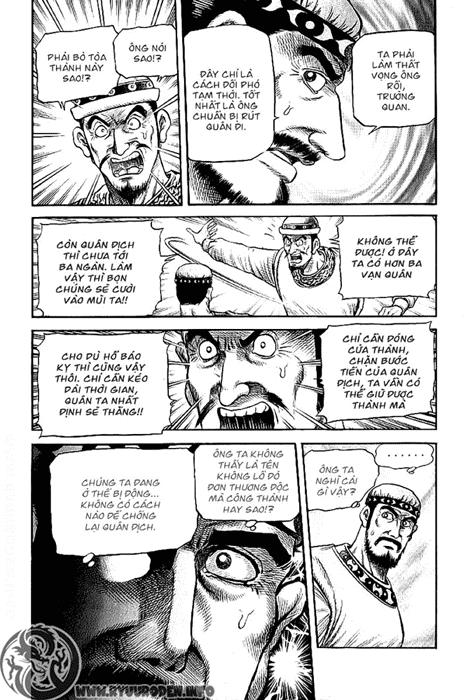 Chú Bé Rồng - Ryuuroden chap 123 - Trang 22