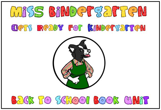Free coloring pages of miss bindergarten for Miss bindergarten gets ready for kindergarten coloring pages