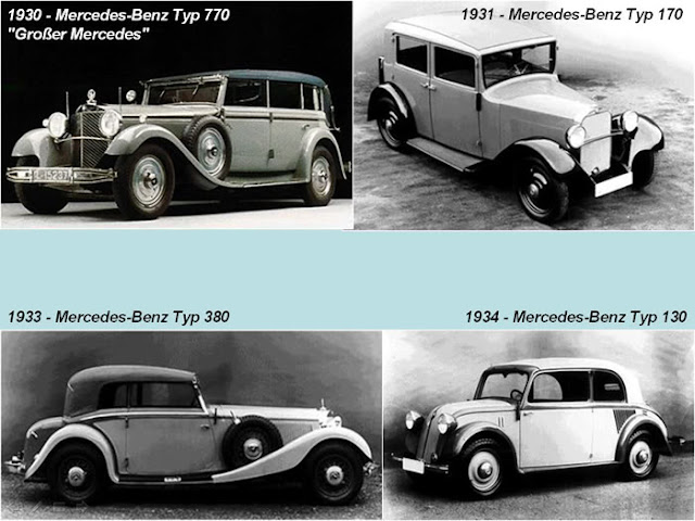 1930 Mercedes Benz Typ 170