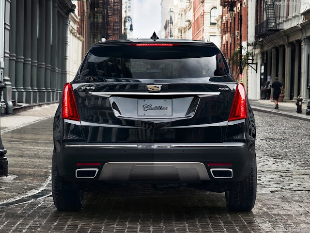 2017 Cadillac XT5 Release Date