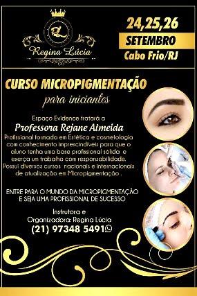 Micropigmentação em Cabo Frio
