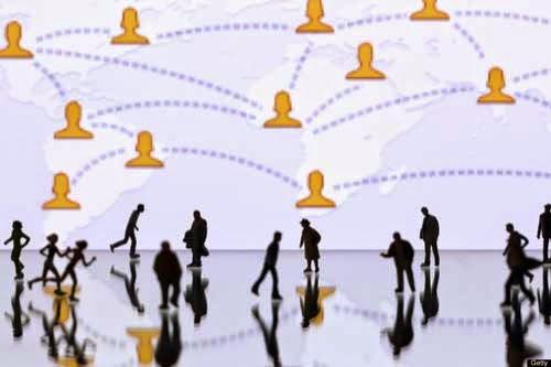 Facebook nơi kết nối tình bạn