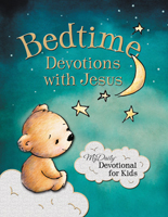 Bedtime Devotions with Jesus cover