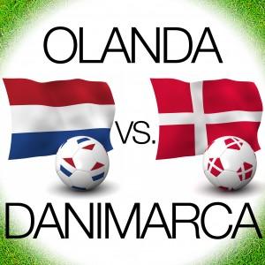 Olanda-Danimarca streaming 9 giugno