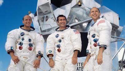 Tripulantes del Apollo 12