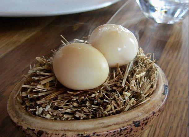 thumb licheni creveti pe gheata si morcovi deshidratati vezi cum arata farfuriile la cel mai bun restaunat din 7 Noma, Copenhaga... Cel mai tare restaurant din lume si n 2012   poze