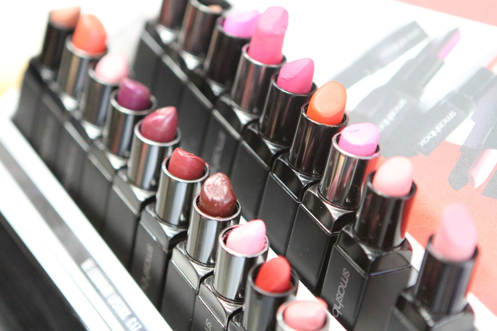 Smashbox matte lipstick