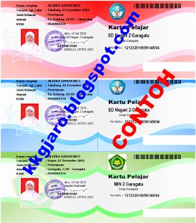 Download Aplikasi Kartu Pelajar