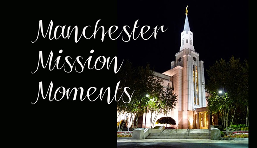 Manchester Mission Moments