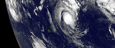 TORMENTA TROPICAL EVAN 2012