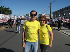 Contabilista Campeao na Marcha pra Jesus - 21/07/2012