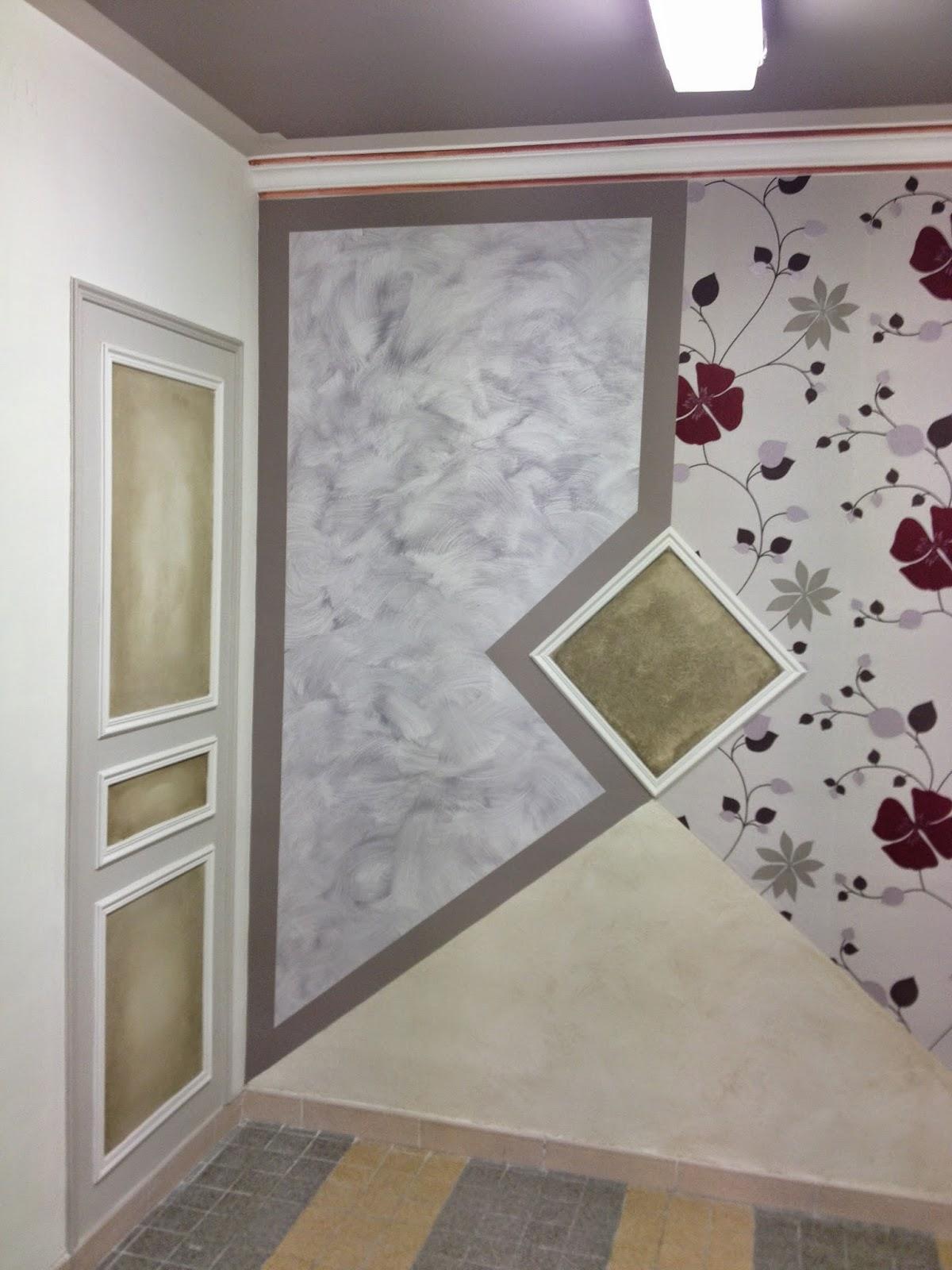 Calabro D Co Partie Decoration Peinture Revetement Muraux Enduit Decoratif