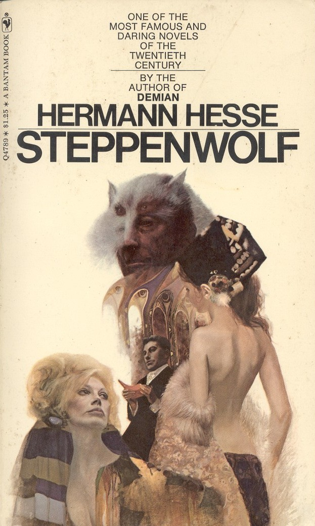 a literary analysis of steppenwolf by hermann hesse Steppenwolf (1927) by hermann hesse other authors: see the other authors section members paradoxosalpha: fight club could be read as an updated rewriting of steppenwolf, with hermine replaced by tyler durden, and the dance hall transformed to the fight club.