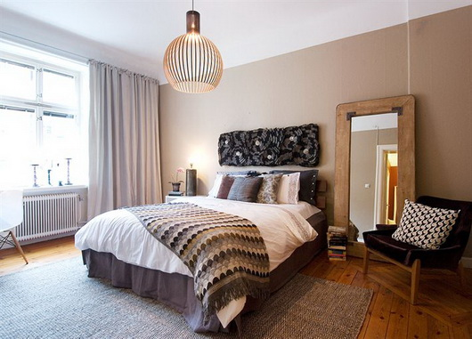 Colores relajantes para un dormitorio dormitorios con estilo for Dormitorios modernos para adultos