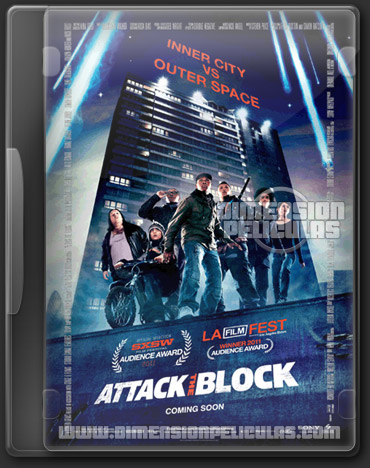 Attack the Block (DVDRip Español Latino) (2011)