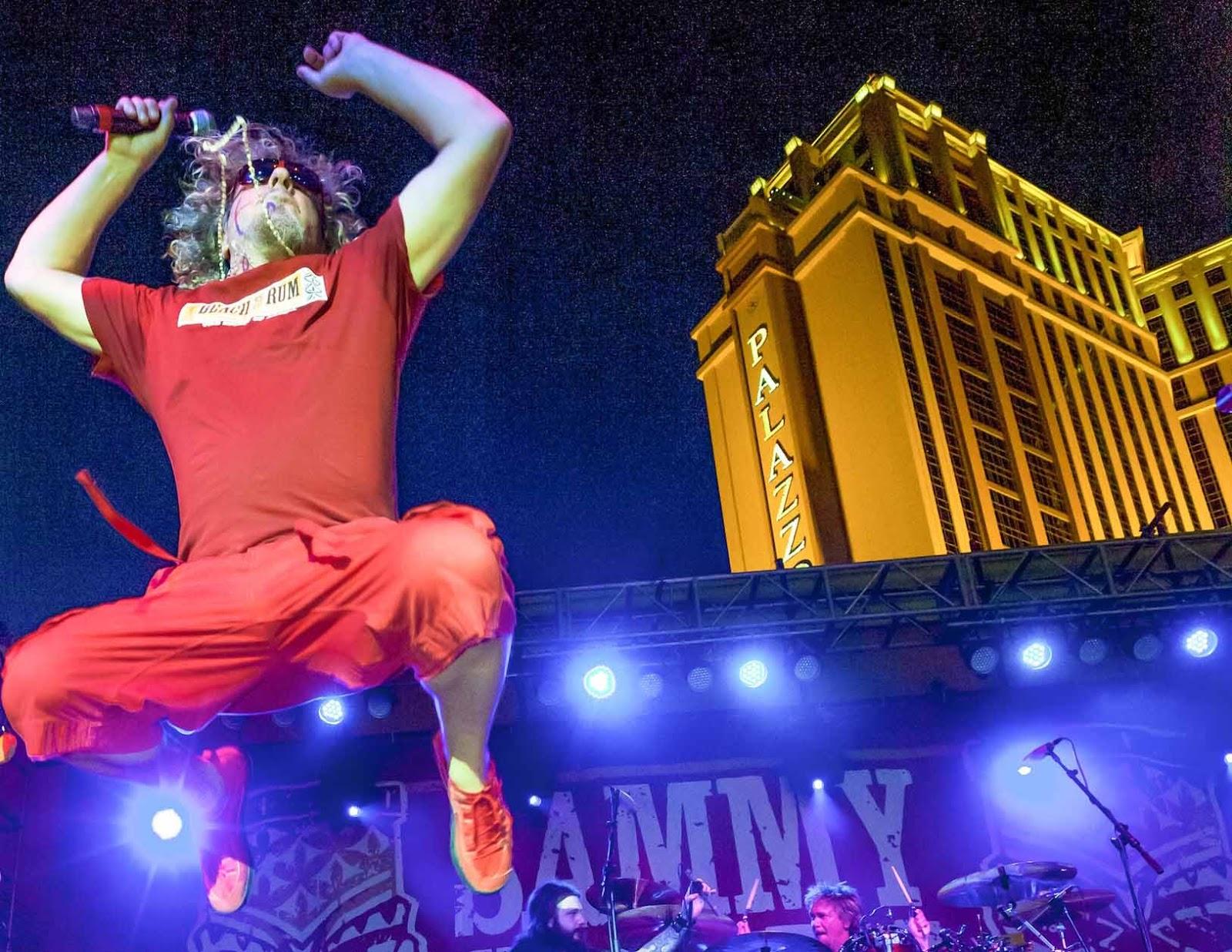 Sammy Hagar Live