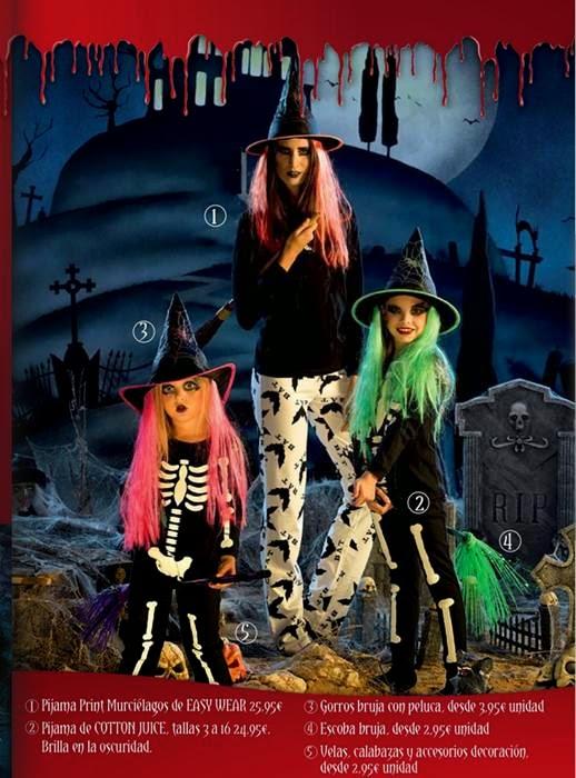 Gorros de Brujja para Halloween 2014 ECI
