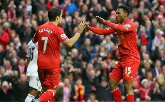 Prediksi Liverpool vs Tottenham Hotspur � Liga Inggris 30 Maret 2014