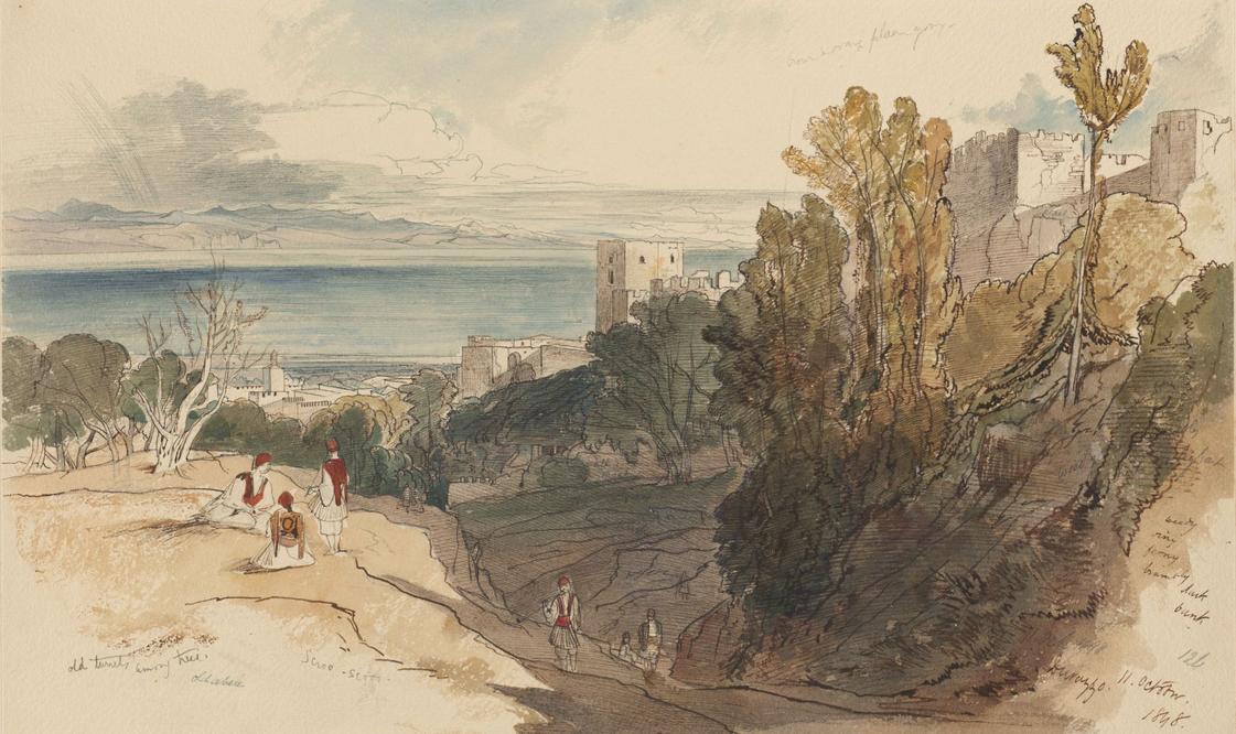 Durrës-Δυρράχιο(1848)