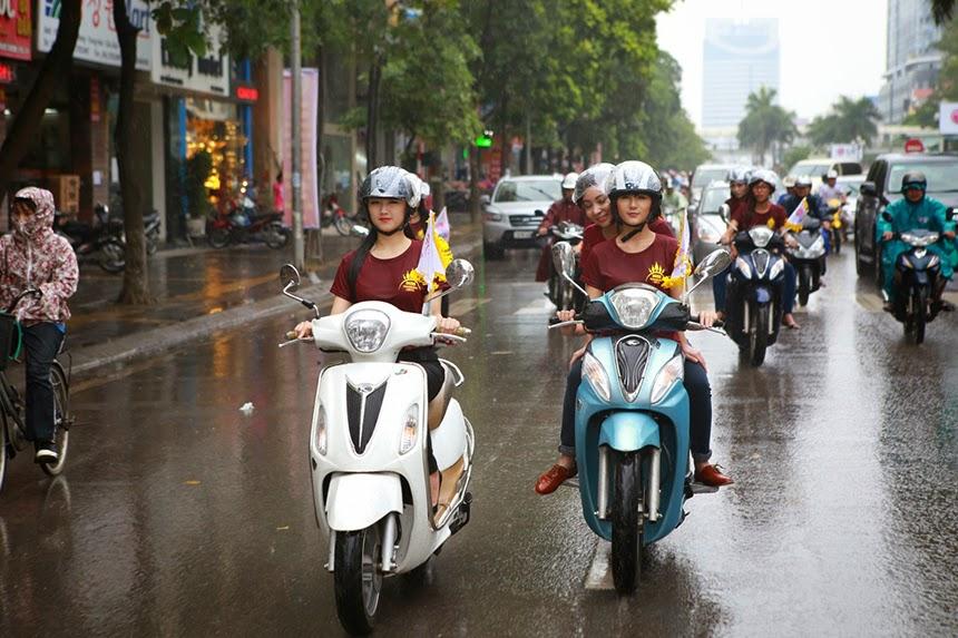 Hướng dẫn cách đi xe máy tiết kiệm xăng nhất