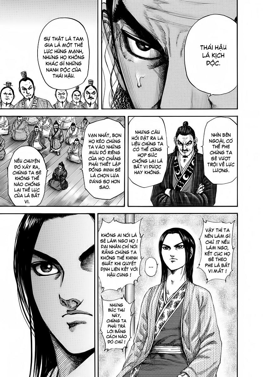 Kingdom – Vương Giả Thiên Hạ (Tổng Hợp) chap 184 page 15 - IZTruyenTranh.com