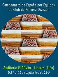 Campeonato de España por Equipos de Club de Primera División 2.014