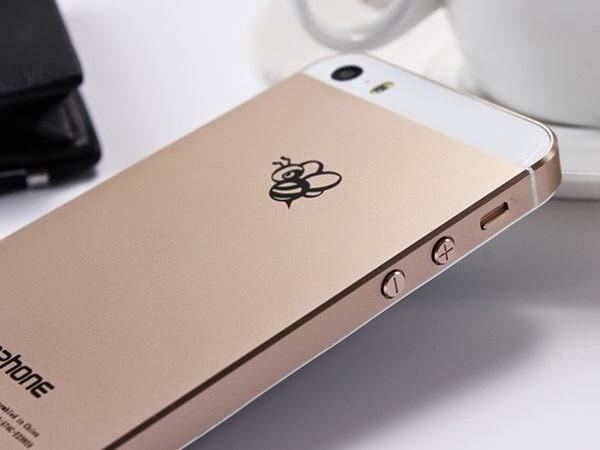 Klon iPhone 6 Goophone i6 sudah mula dijual