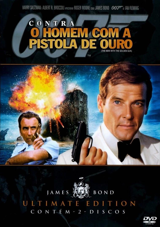 007: Contra o Homem com a Pistola de Ouro – Legendado (1974)