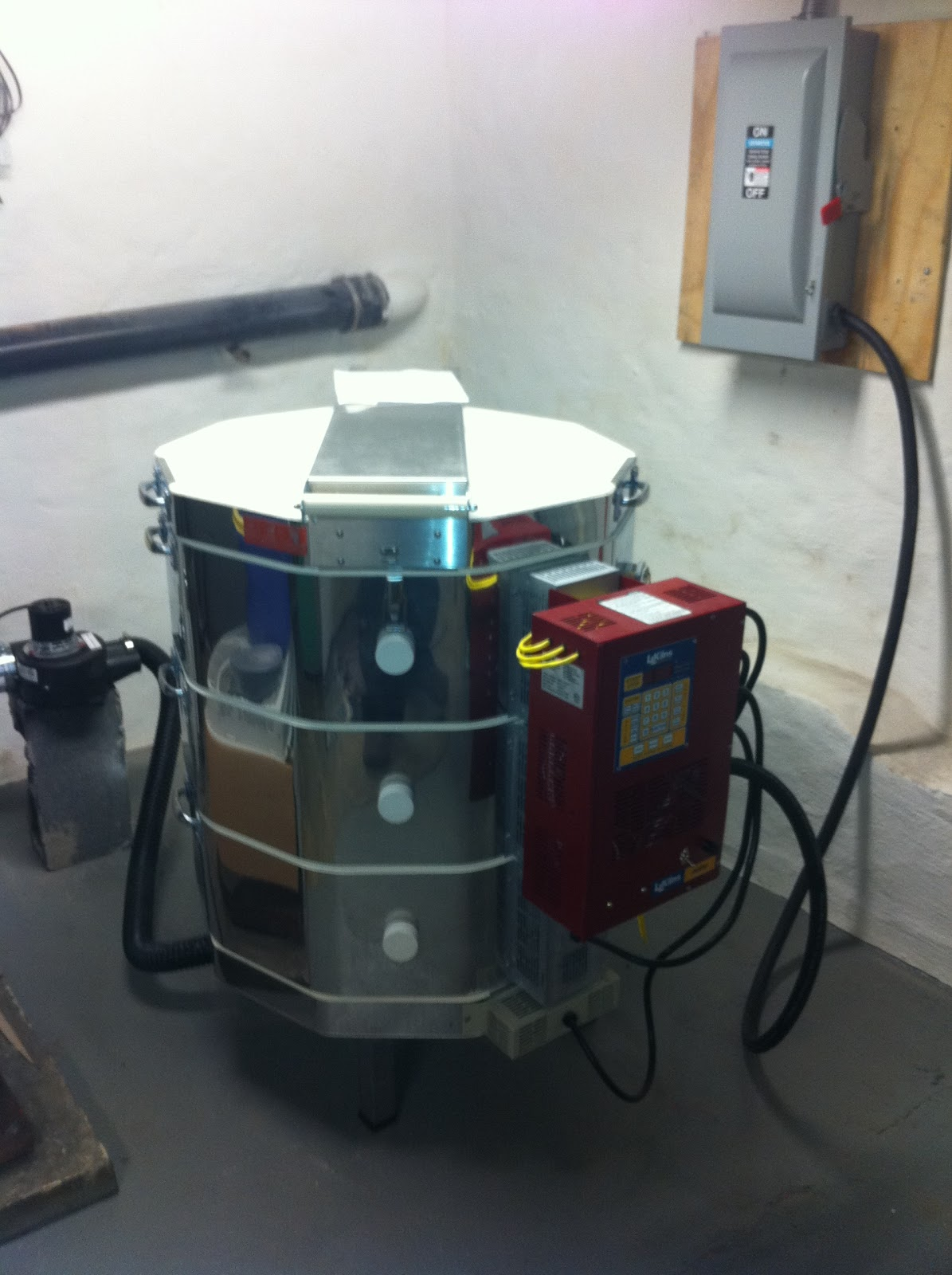 GEN3 Electric (215) 352-5963: How to wire a Kiln for home use.
