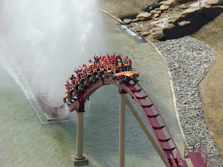 Kings Island Diamondback Height Reviews