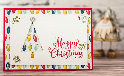 Oh What Fun Fast and Fabulous Christmas Tree Cards - check them out here