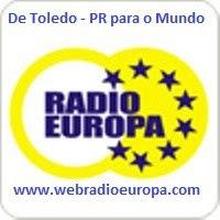 Web Rádio Europa de Toledo ao vivo