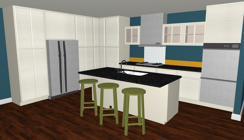 and the modern kitchen. title=