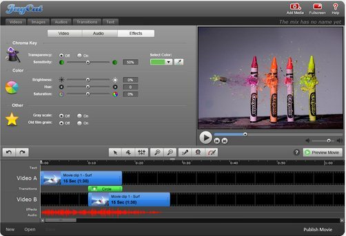 Edit videos free online without downloading new