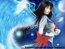 angel in heaven image