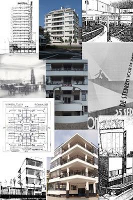 Historia de la arquitectura moderna nirwana flats 1927 for Historia de la arquitectura moderna