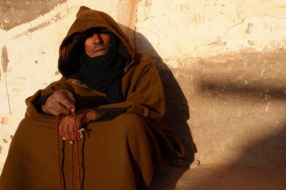home saharaui, hombre saharaui