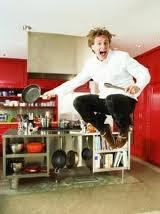 alegria en la cocina