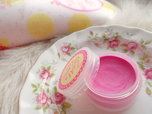 A review of the Candy Cream Body Lotion & Kissy Missy Lip Balm from Zoella's Tutti Fruity Beauty range!